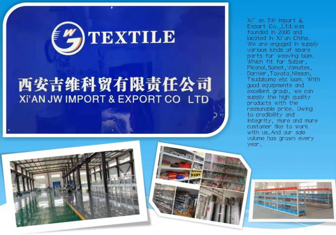 China Xi'an JW Import & Export Co.,Ltd company profile 0